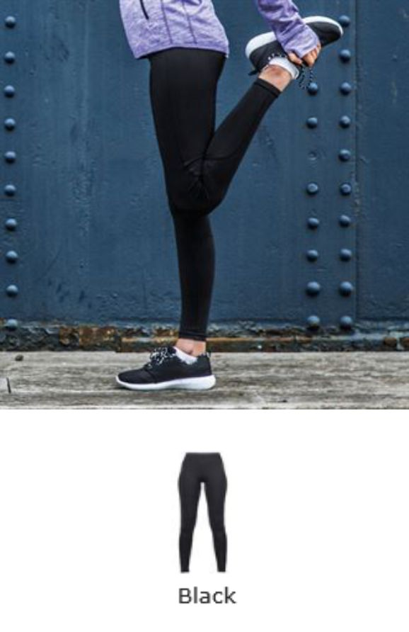 Tombo TL671 Ladies Running Leggings