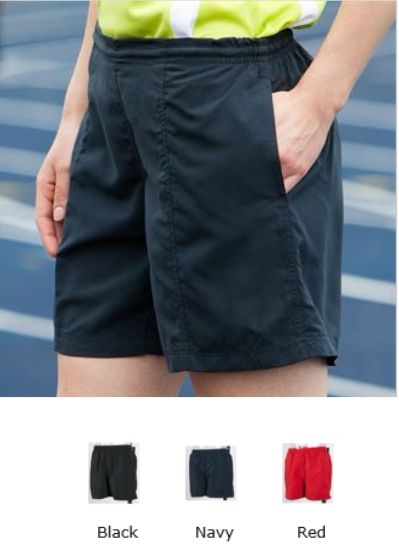 Tombo TL80F Ladies All Purpose Lined Shorts