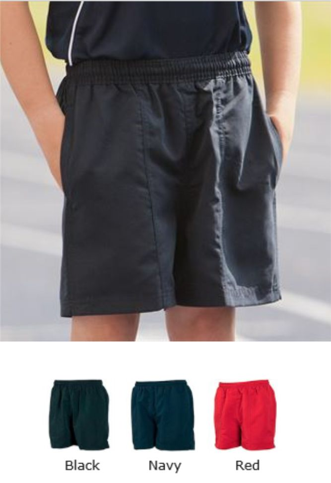 Tombo Teamwear TL80B Childrens All Purpose Lined Shorts