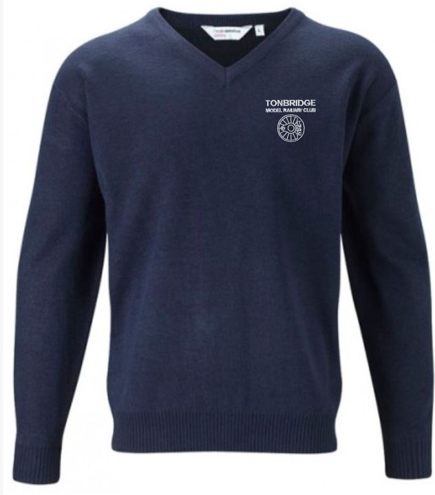 TMRC Vee Neck Jumper