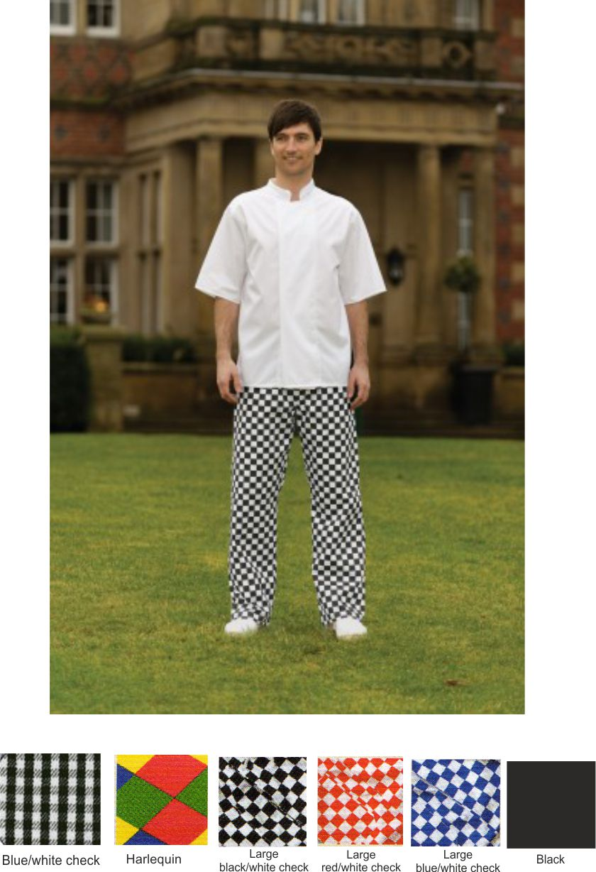 Harveys TR13 Chef's Trousers