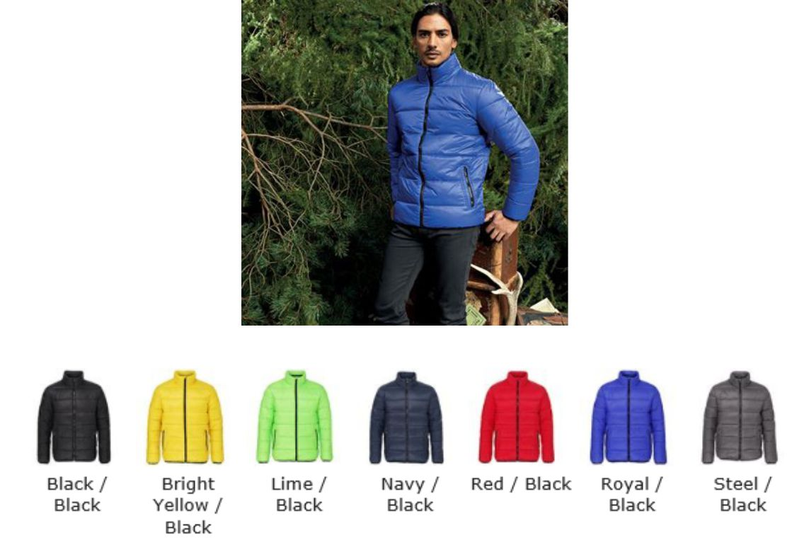 2786 TS022 Venture Supersoft Padded Jacket