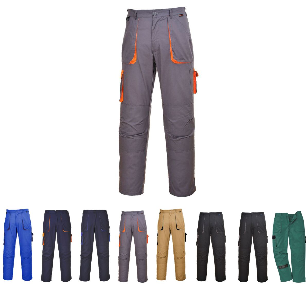 Portwest TX11 Texo Contrast Trousers