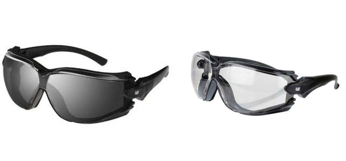 CAT Torque Safety Glasses