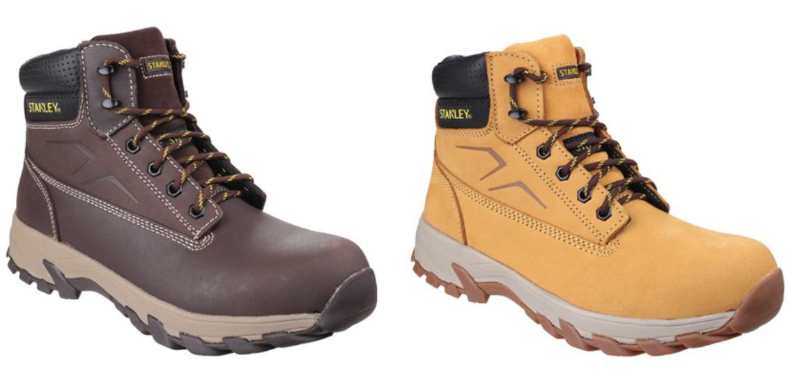 fbc57974aee Stanley Safety Footwear : Ark Trading, Corporate Clothing & Regalia ...