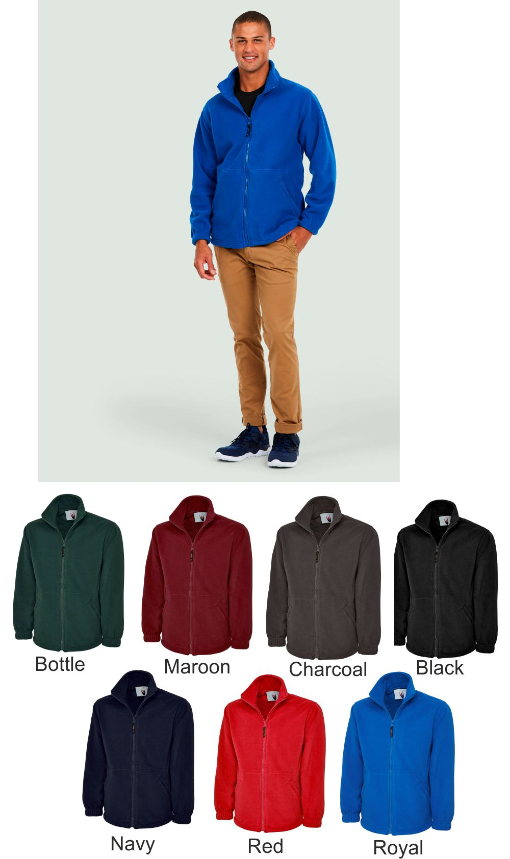 Uneek UC604 Classic Fleece