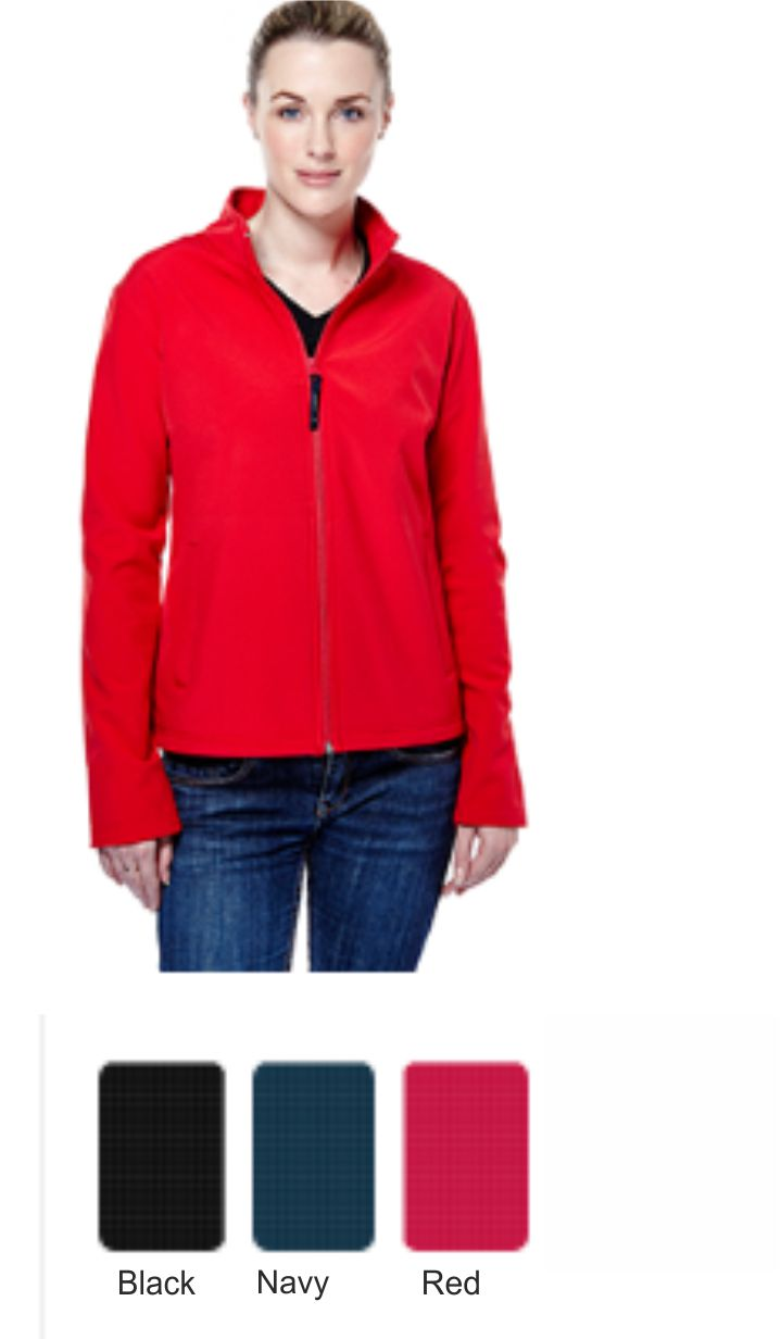 Uneek UC613 Ladies Soft Shell Jacket
