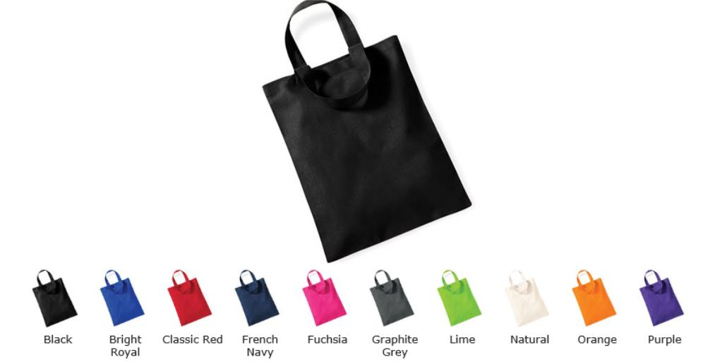Westford Mill W104 Mini Promo Tote