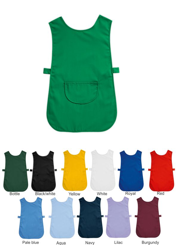 W112 Easycare Tabard With Pocket