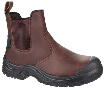 Amblers AS200 Skiddaw Brown Waterproof Dealer Boot