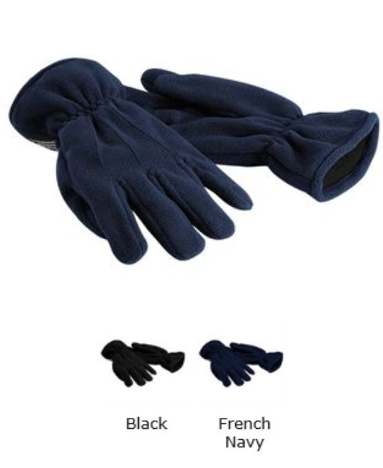 Beechfield B295 Suprafleece Thinsulate Fleece Gloves