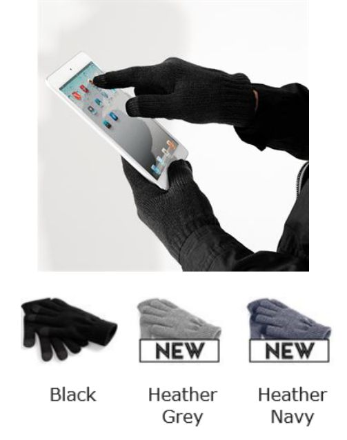 Beechfield B490 Touchscreen Gloves