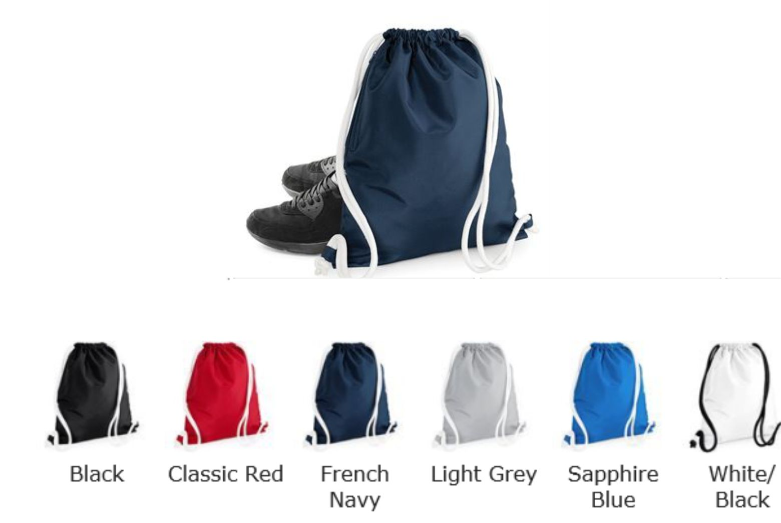 Bagbase BG110 Icon Drawstring Backpack