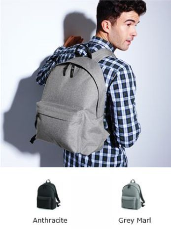 Bagbase BG126 Two-Tone Fashion Back-Pack