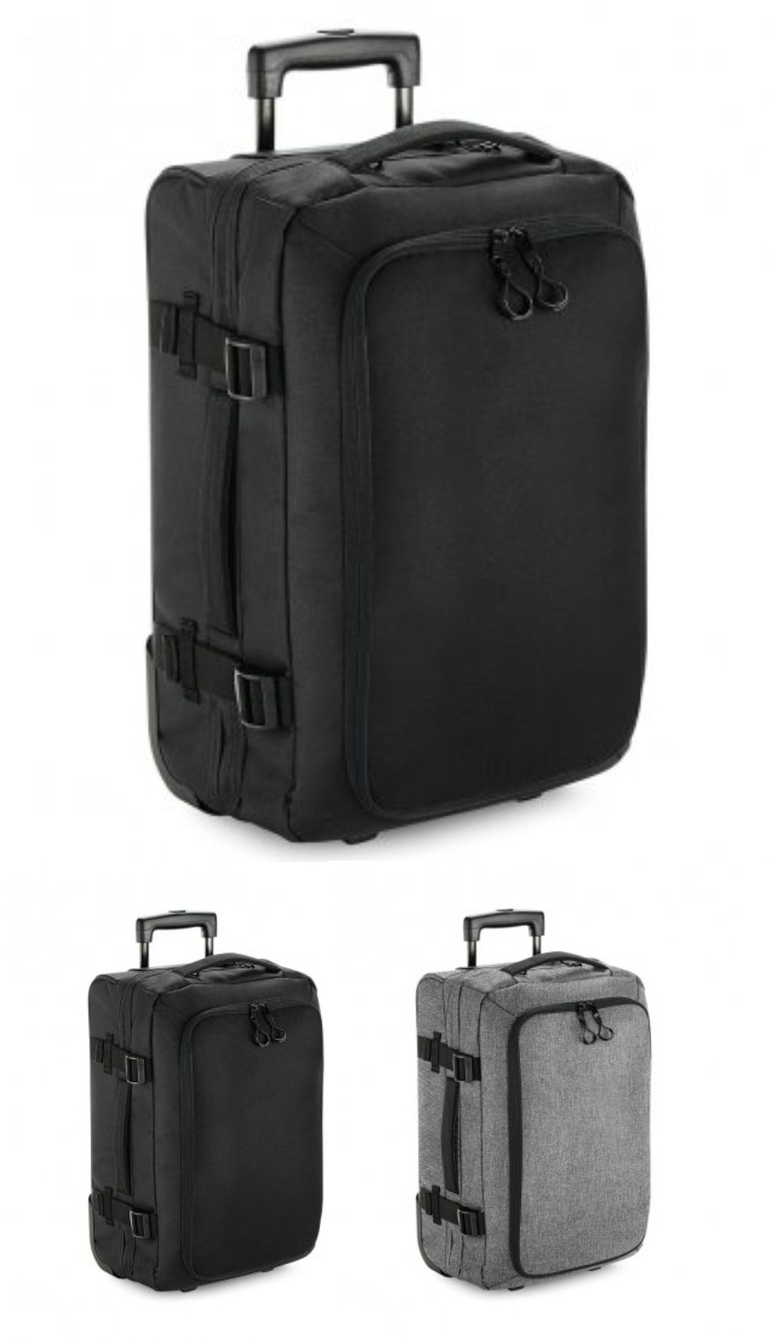 BG481 Bagbase Escape Carry-on Wheelie Bag
