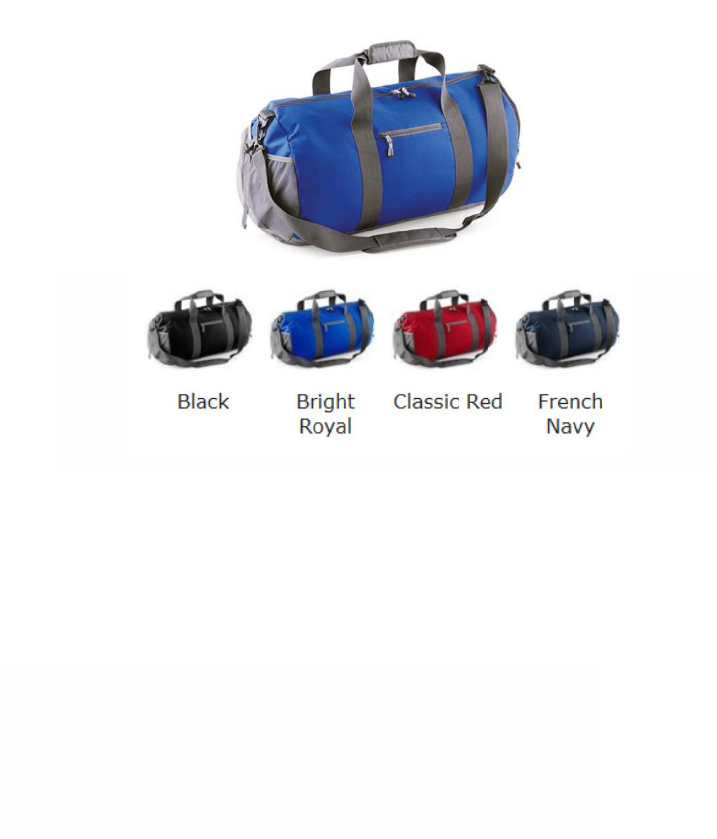 Bagbase BG546 Athleisure Kit Bag