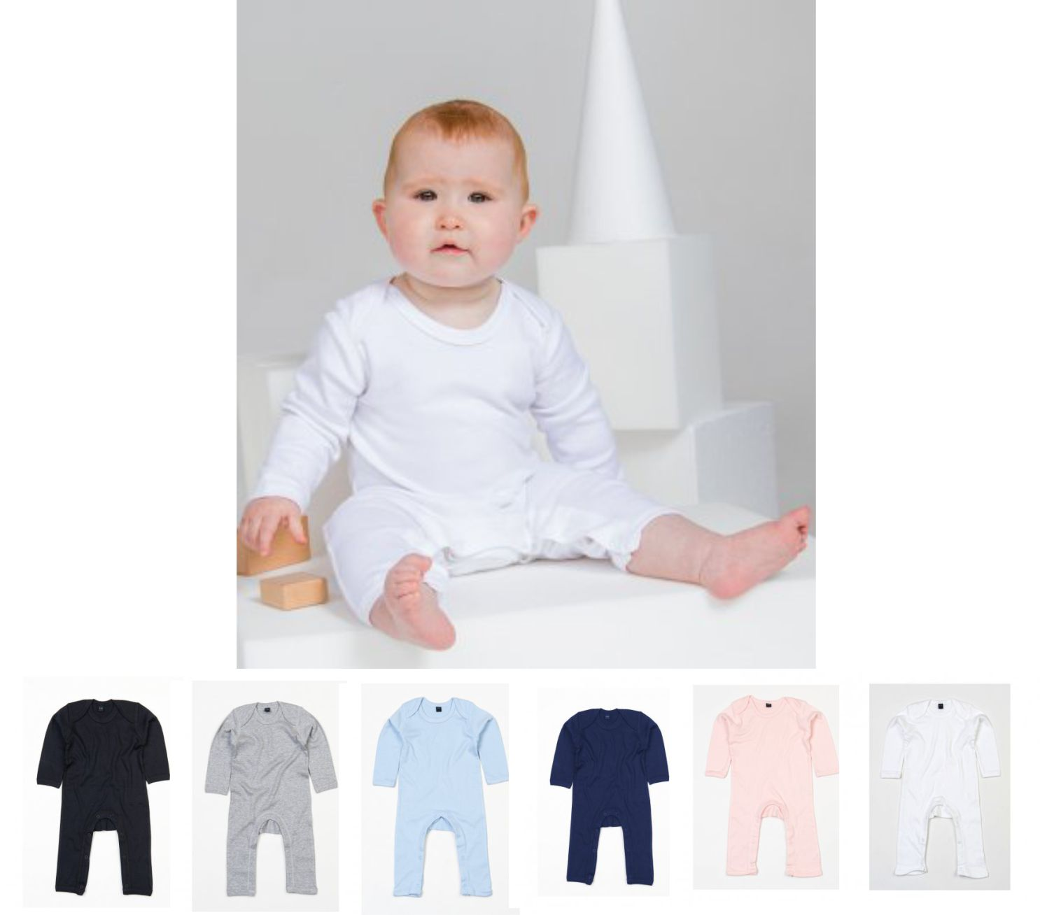 Babybugz BZ13 Baby Rompersuit