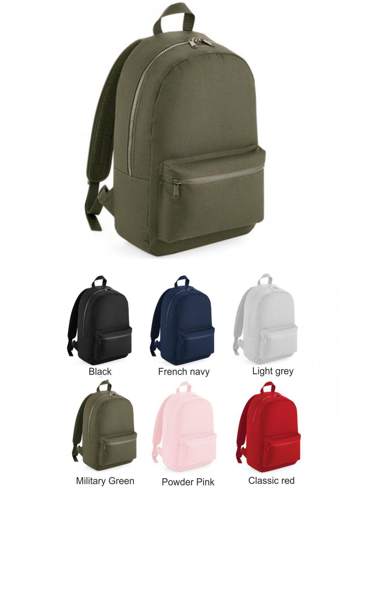 Bagbase BG155 Essential Fashion Backpack - £12.16   Ark Trading ... 5199db056a