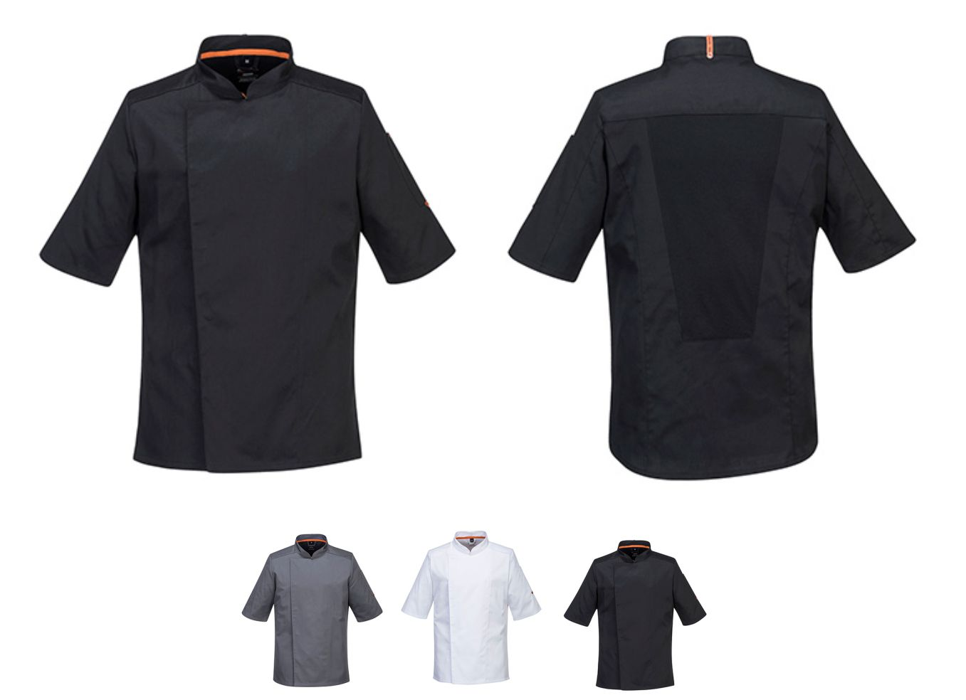 C738 Portwest MeshAir Short Sleeve Pro Jacket