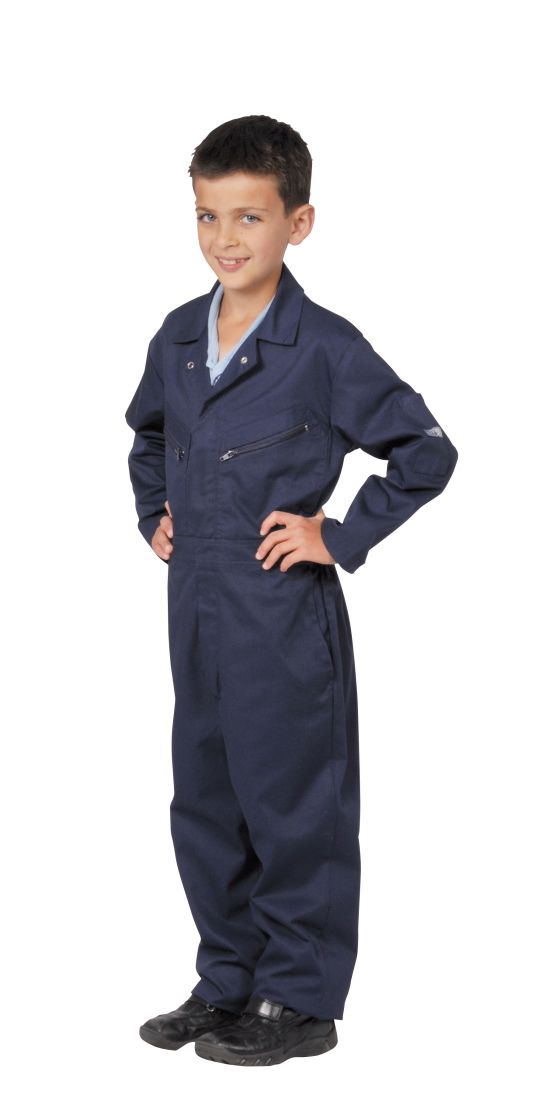 C890 youths boiler suit