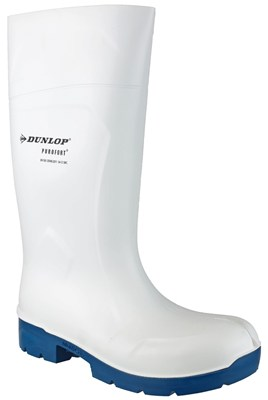 Dunlop CA61131 Foodpro Multigrip Purofort Safety White