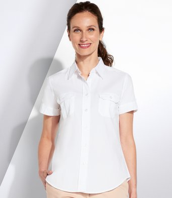 Ladies Short Sleeve Shirts