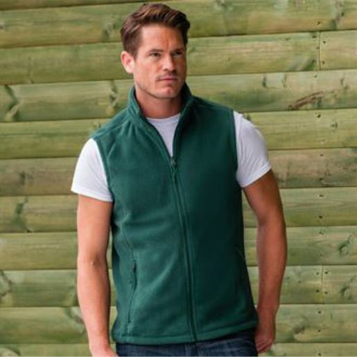 Fleece Gilet/body warmers