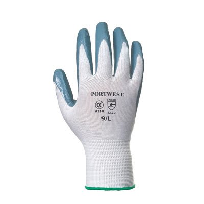 PVC, PU and Nitrile glove