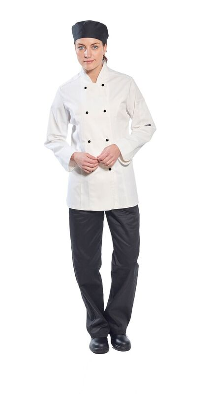 Ladies Chef's Wear