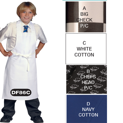 Childrens Chefswear