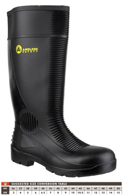 Amblers Safety Wellingtons