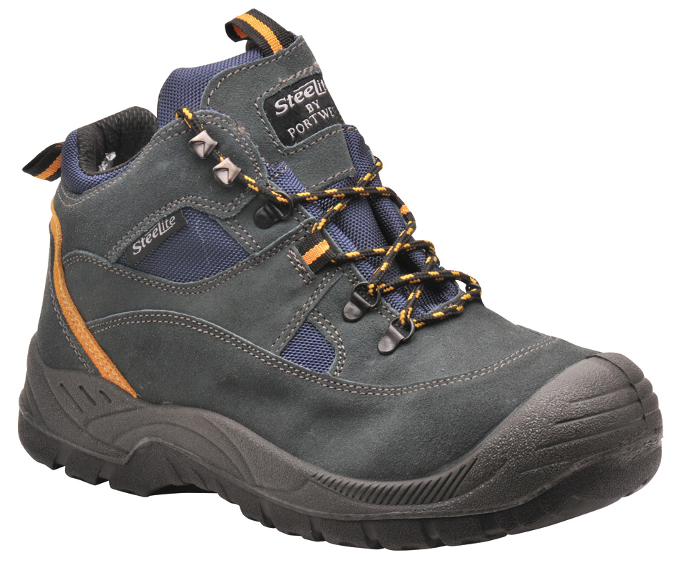 Hiker Style Safety boots