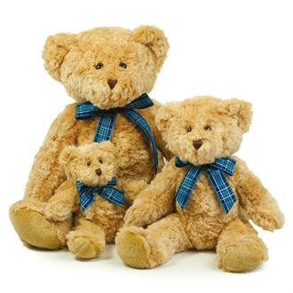 Teddies and soft toys