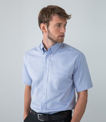 Short Sleeve Oxford Shirts