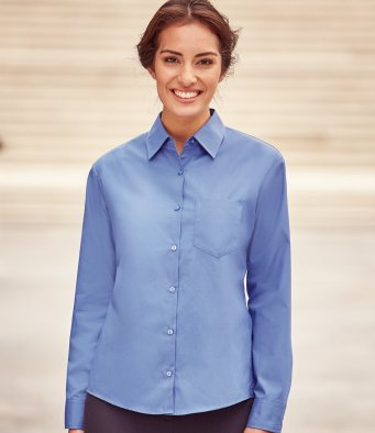 Ladies Business Blouses & Shirts
