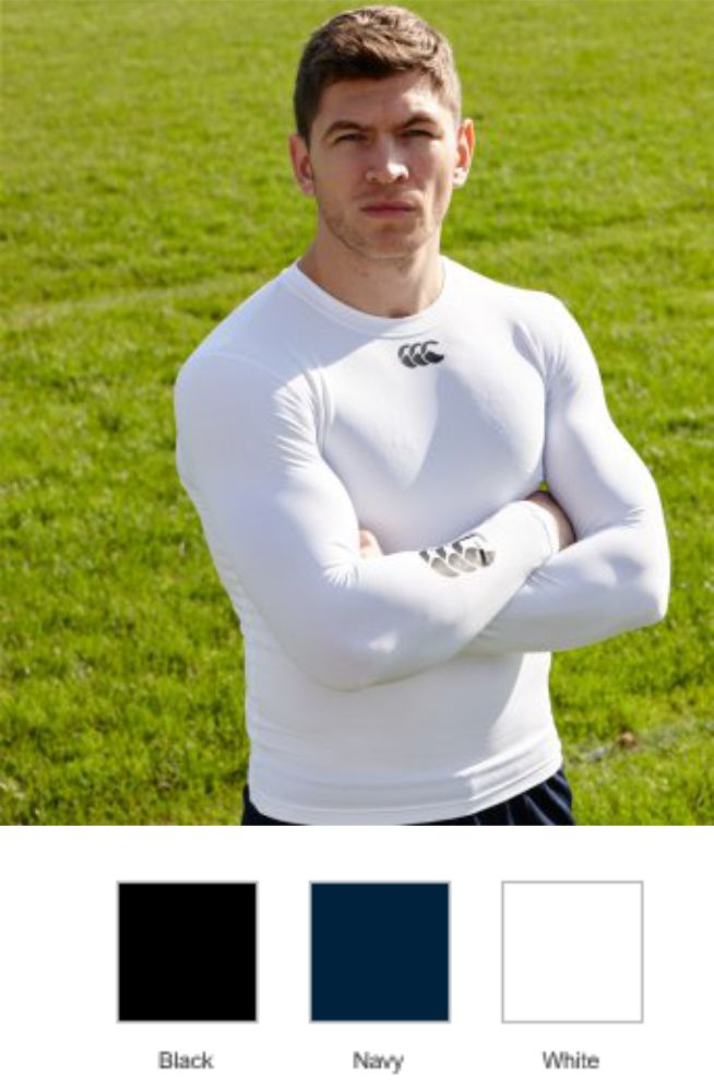 Canterbury CN360 ThermoReg Long Sleeve Base Layer