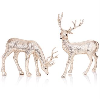 CS357 Decorative Reindeer (30cm)