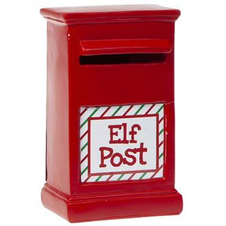 CS456 Elf Postbox