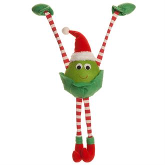 CS707 Sid the Sprout with Dangly Legs