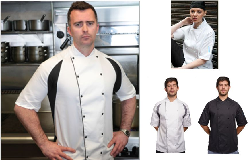 DE11 Le Chef Executive Chefs Jacket