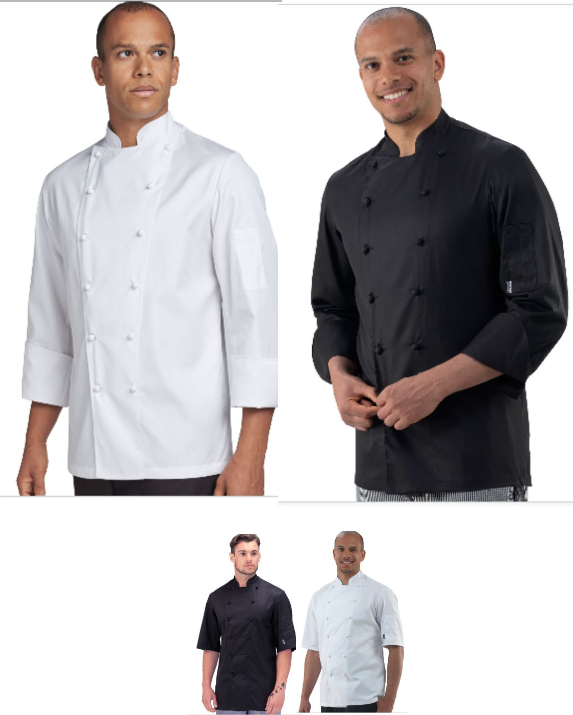 DE 47 Le Chef Pima Cotton Jacket