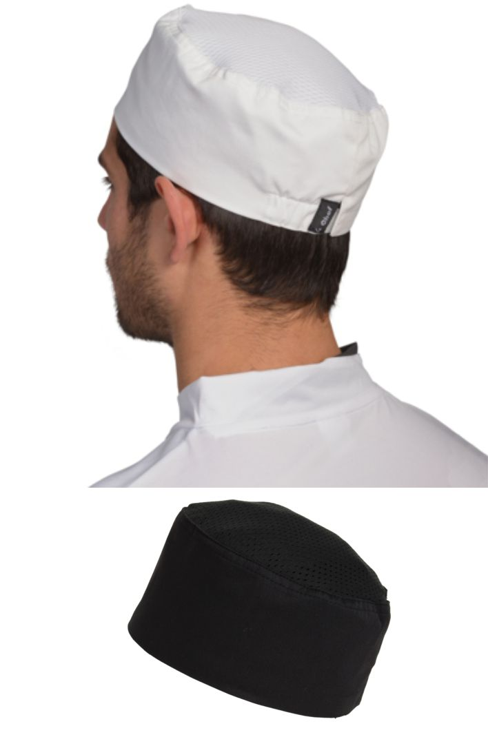 DF15 Le Chef adjustable Skull Cap