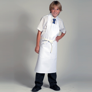DF98 10 - 14 years Childs Apron