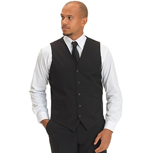 DS25 Unisex Lined Waistcoat