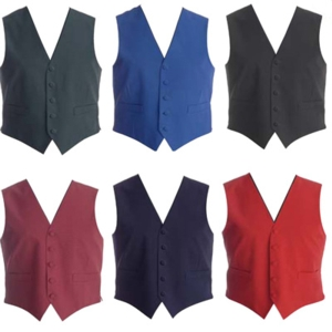DS27 Unisex Lined Waistcoat