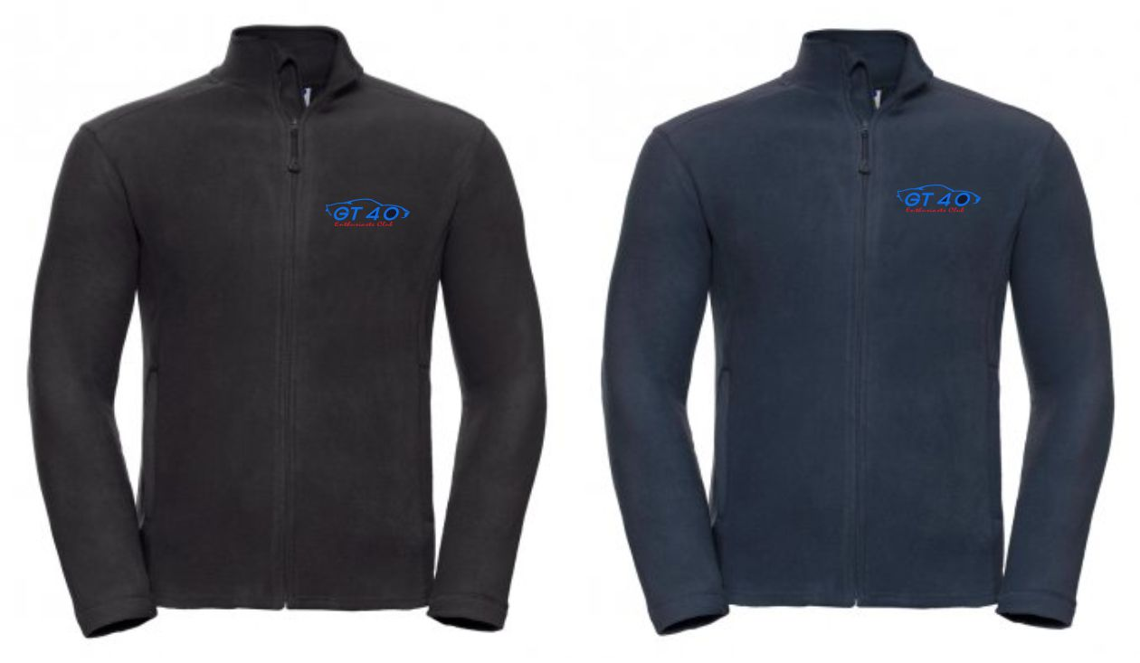 GT40 Enthusiasts Micro Fleece