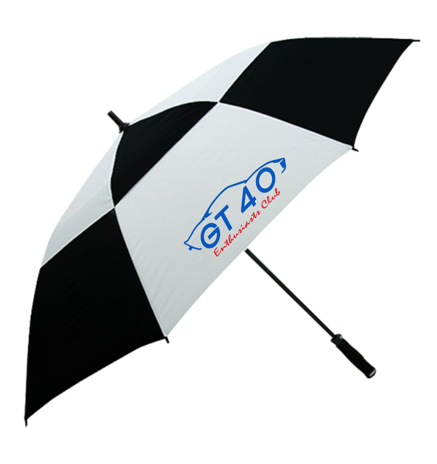 GT40 Enthusiasts Golf Umbrella