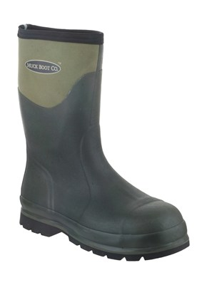 Muck Humber Steel Neoprene Boot with Rubber Overlay and Reinforc