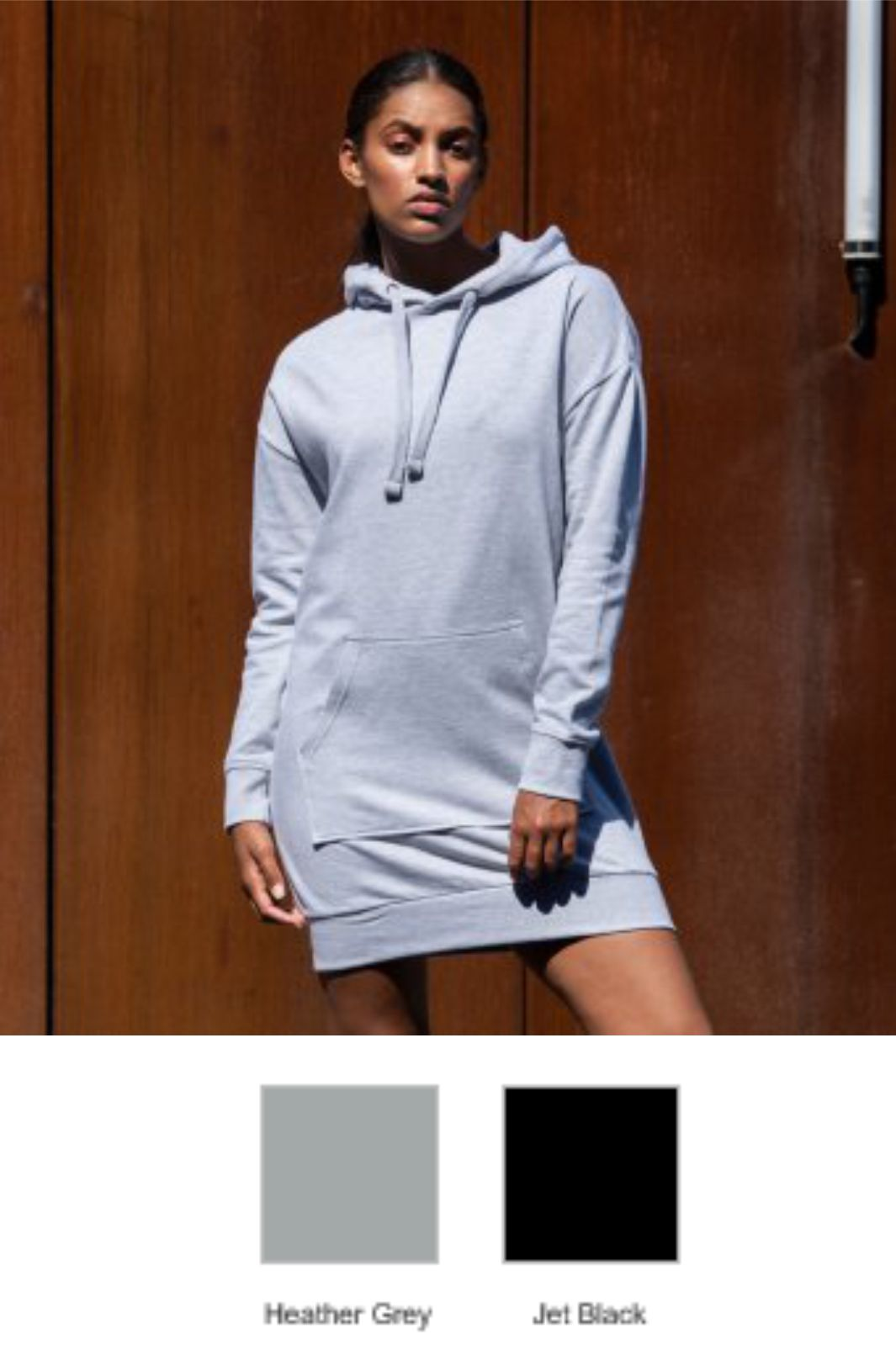 AWD JH015 Girlie Hoodie Dress