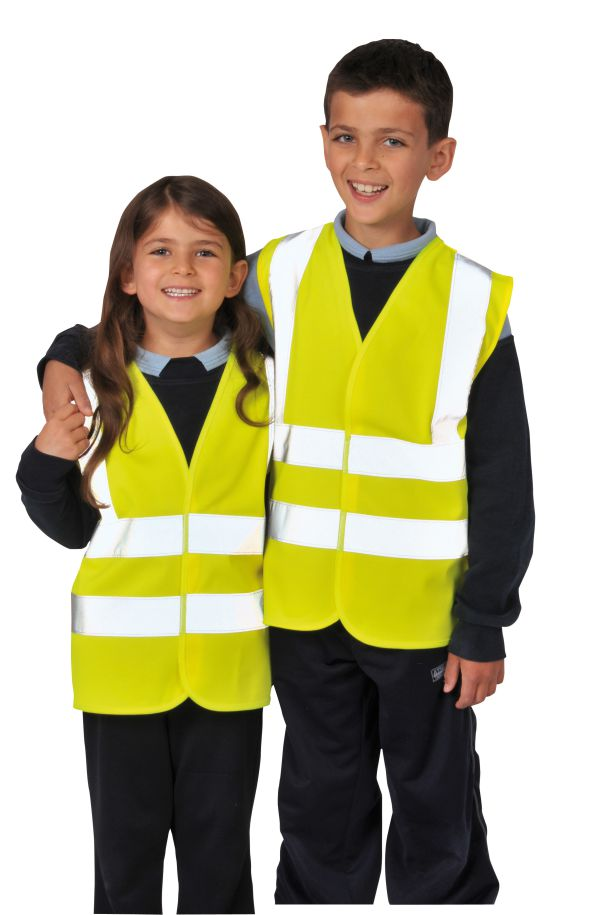JN14 Junior Hi Vis Vest